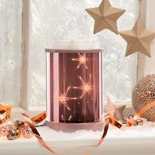 Star Dance Rose Gold Scentsy Full Size Element Warmer Retired BRAND NEW