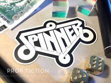 Blade Runner - Prop Spinner Case Sticker / Vehicle Set Dressing Decal