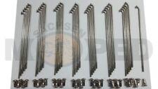 Speichen f. Simson Speichensatz Edelstahl VA 143,5 mm Nippel S50, S51 16Zoll