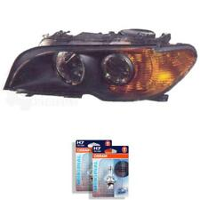Scheinwerfer links für BMW Typ 3 / E46 Coupe 09.03 - 09.06 H7/H7 mit Motor