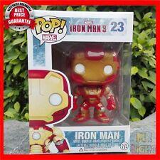 FUNKO POP Iron Man Vinyl Action Figure Captain America 3 Civil War Collection