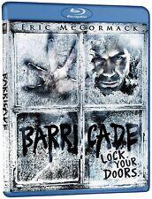 Barricade (Blu-ray) Eric McCormack NEW