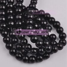 27 Colors Wholesale Lot 4mm Glass Pearl Round Loose Spacer Beads Jewelry Making