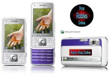 Sony ERICSSON c903 Cybershot White (Senza SIM-lock) GPS 5,0mp 3g Flash mp3 VHF Top