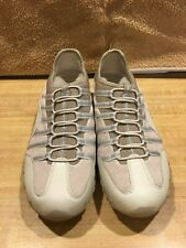 WOMENS SKECHERS PULL ON SIZE 8 LIGHT TAN LEATHER SN 21477 NEW
