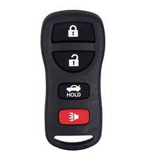 3 Button Shell Case Keyless Entry Remote Control Key Fob for Nissan Armada 350Z