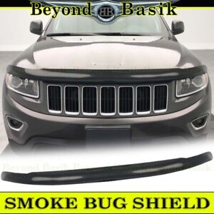 For 2021 2020 2019 2018 2017 2016 2015-2011 Jeep Grand Cherokee SMOKE Bug Shield