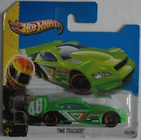 Hot Wheels - Time Tracker grün Neu/OVP
