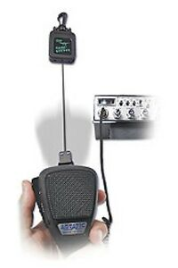 GEARKEEPER MICKEEPER RETRACTABLE CB MIC MICROPHONE MIKE HOLDER CLIP GEAR KEEPER
