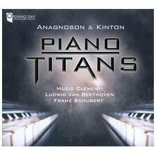 Piano Titans: Clementi, Beethoven, Schubert (CD, May-2013, Opening Day...