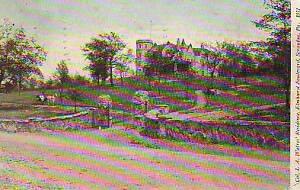 1907 Scranton PA - Col. L.A. Watres' Residence on Elmhurst Blvd.