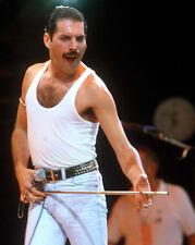 Freddie Mercury - Queen, 8x10 Color Photo