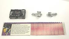 RAVAGE; G1 Transformers; COMPLETE w/ tech specs, Decepticon cassette
