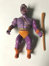 Remco Warrior Beasts Gecko has some paint wear and play wear