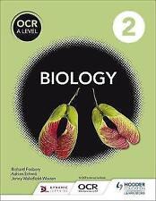 OCR A Level Biology Student Book 2 by  Wakefield-Warren, Schmit, Fosbery