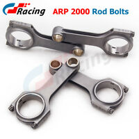 for Lotus twin cam 1600 / Lotus TC / Ford X-flow wide journal Conrod Rods Bielas