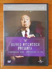 DVD ALFRED HITCHCOCK PRESENTA - TEMPORADA UNO - EPISODIOS 21-24 - CAJA SLIM (O3)