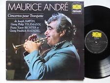 MAURICE ANDRE Concertos pour trompette HAYDN TELEMANN .. 2562071