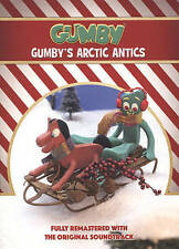 Gumby: Gumby's Arctic Antics, Very Good DVD, Gumby and Friends, Art Clokey