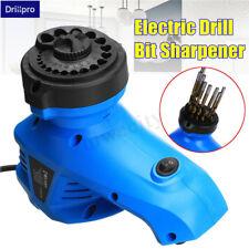 Electric Drill Bit Sharpener Twist Drill Grinding Milling Machine Grinder