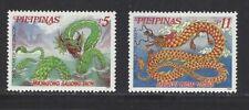Philippines 1999 (2000) 龍年 Lunar China New Year DRAGON  Zodiac stamp