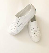 Native Shoes Jefferson Women's size 11 Mens 9 White