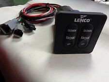 LENCO 30421-001 ACTUATOR STANDARD TACTILE SWITCH KIT MARINE BOAT