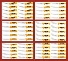 10 Stück Set Solingen Stechmesser Ausbeinmesser Schlachtermesser Metzgermesser