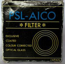 """Aico 58mm """"Softon"""" Filtro de enfoque suave, incluso el caso y caja."""