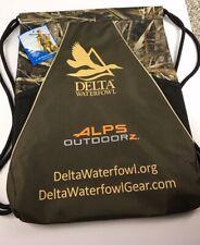 Alps Outdoorz Delta Waterfowl Drawstring Bag New