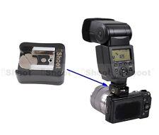 Blitzschuhadapter für Nikon Blitzgerät Blitz Sony NEX-C3 3C 3N 5C 5N 5T Kamera