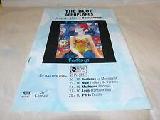 THE BLUE AEROPLANES - Publicité de magazine / Advert BEATSONGS !!!!