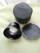 Canon Wide Converter Lens -  0.7x. 55 mm