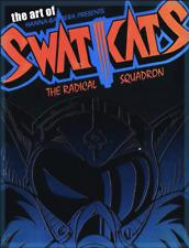 RARE THE ART OF SWAT KATS - PRODUCTION / MODELS Book