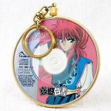 Yu Yu Hakusho 8cm Cd Disk Key Chain Japan Anime Manga Kurama