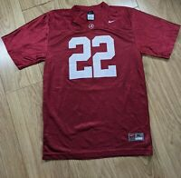 Alabama Crimson Tide Football Jersey, Nike NCAA YXL #22 Would Fit Small Adult