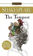 The Tempest (Signet Classics)-ExLibrary