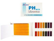 AQUARIUM PH TEST KIT ~ 80 TEST STRIPS ~ TROPICAL FISH TANK WATER TESTER
