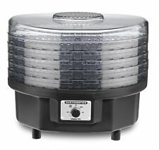 Waring Pro DHR30 Professional Dehydrator 5 stackable, interlocking trays
