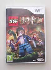 Lego Harry Potter 5-7 ans wii pal
