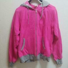 A BATHING APE Bape Pink camo hoodie M 071
