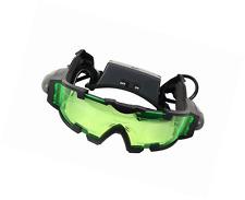 Gafas de Visión nocturna Lentes Noche Accesorios Camping Senderismo Ciclismo Eye Wear