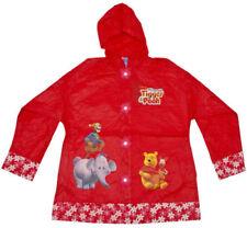 Abbigliamento rossi con alta visibilità per bambine dai 2 ai 16 anni
