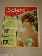BOLERO=1966/1000=CLAUDIA CARDINALE=MAURICE POLI=MARCELLO MASTROIANNI=CAMALEONTI=