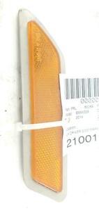 12 13 15 2014 BMW 328 F30 Left Driver Front Side Marker Light Lamp 63147274521