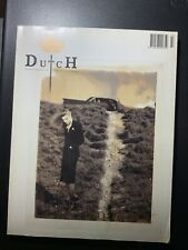 Dutch Fashion Magazine #12 Autumn 1997 Guy Bourdin Howie B Hollywood Tibet