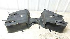 97 Kawasaki VN 1500 D VN1500 Vulcan leather saddlebags saddle bags set