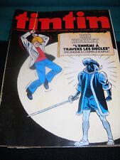 tintin 2 / 32 Journal / Belgische Comic -  Wochenzeitschrift in Frz. Zust. 1