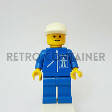 LEGO Minifigures - 1x hgh003 - Highway Worker - Town Omino Minifig Set 6393