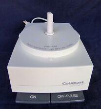 Cuisinart Pro Custom 11 Food Processor Motor Base (ONLY) - Tested & Works
